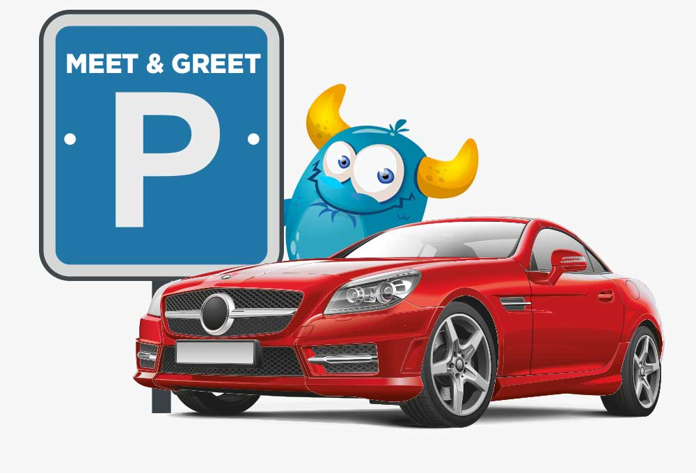 meet & greet airport parking