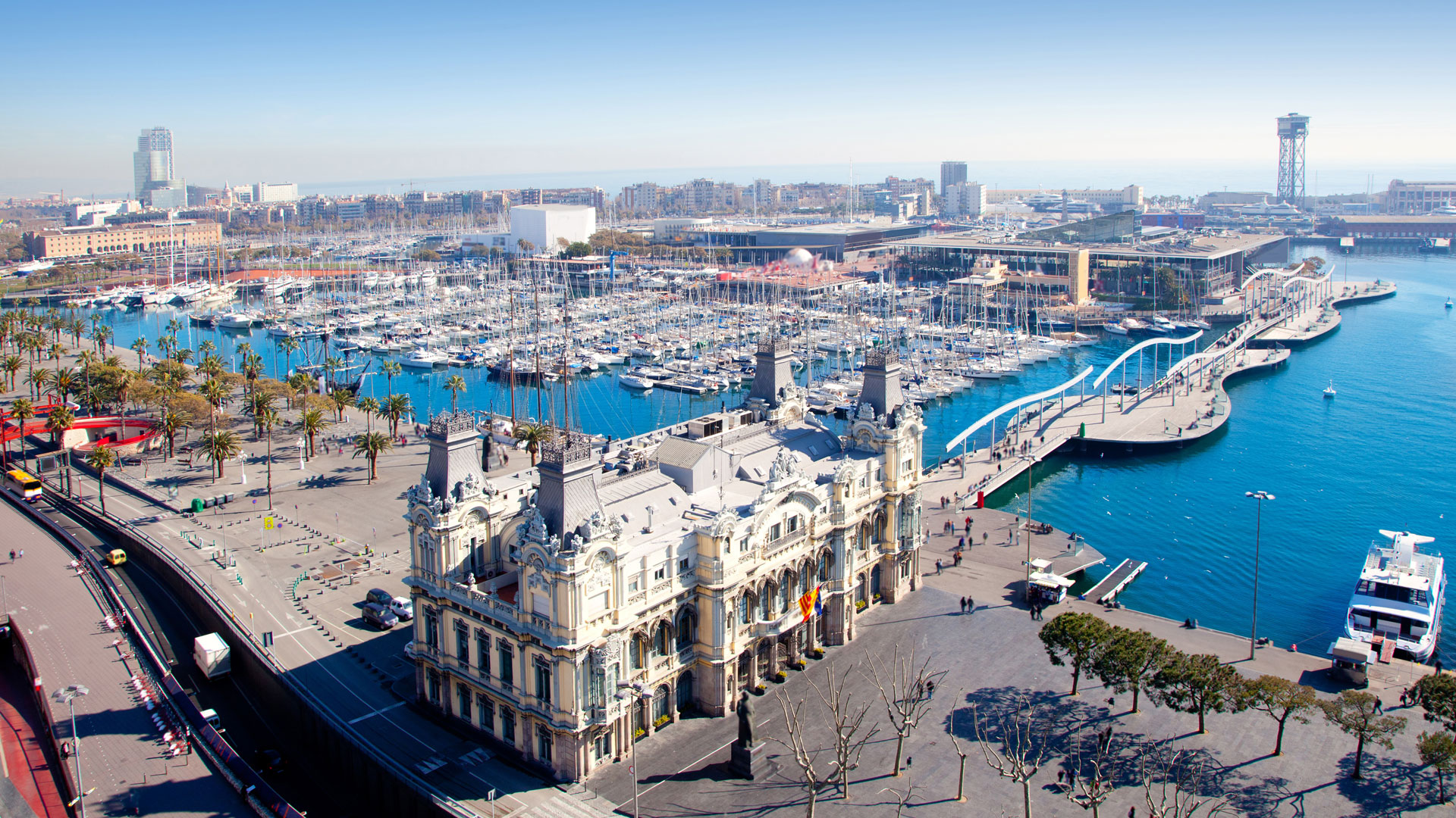 book cheap birmingham airport flights and combine with £9.99 Ryanair flights to barcelona