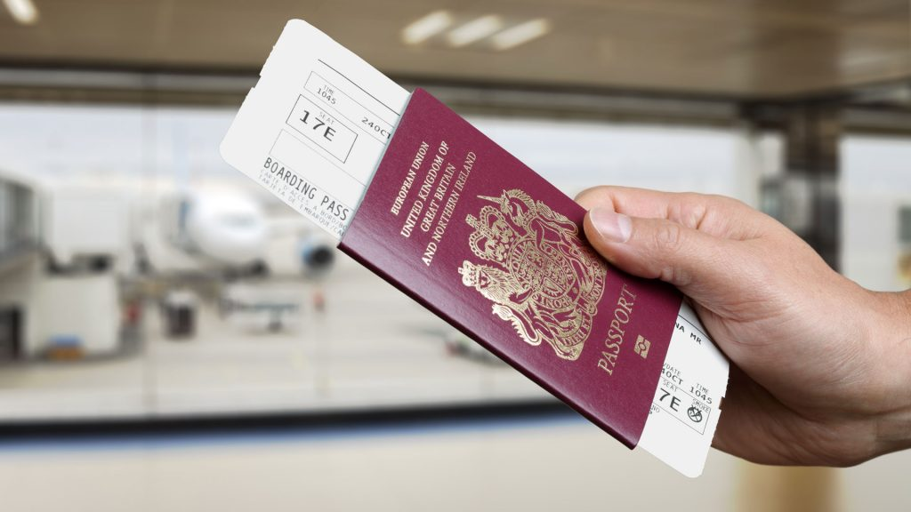 UK holidaymakers looking forward to European travel within 2 weeks
