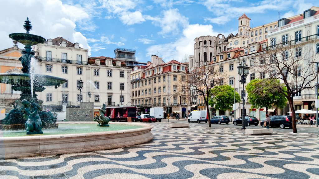 Portugal is a beautiful green light holiday destination for uk holiday makers
